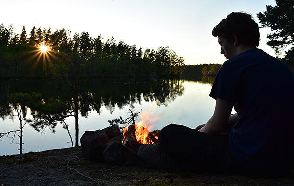 2015-08-14 Grillutflykt till Tjursbosjön 03