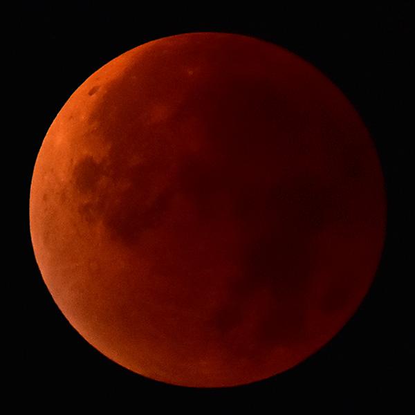 Månförmörkelsen