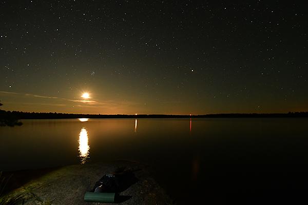 Stjärn- och meteorskådning